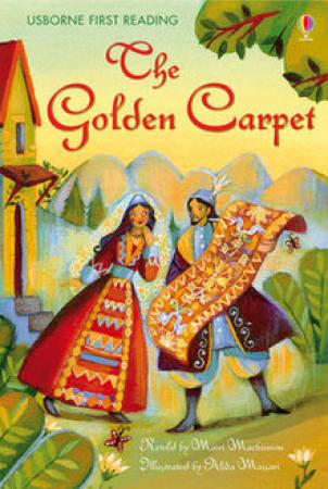 The golden carpet