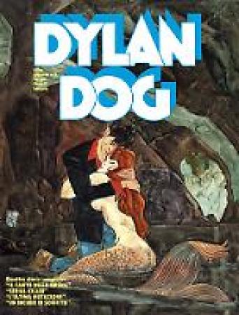 Dylan Dog Serial killer L'ultima mutazione Un incubo in soffitta