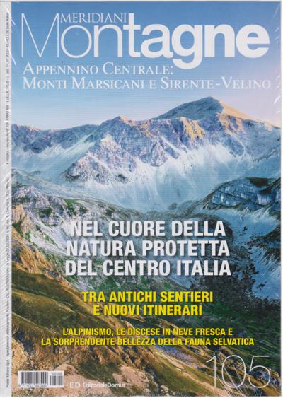 Appennino Centrale: Monti Marsicani e Sirente-Velino