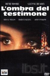 L' ombra del testimone [DVD]