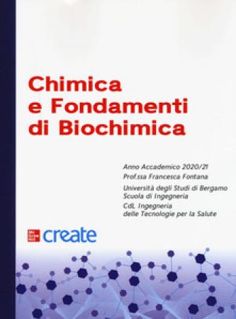 Chimica e fondamenti di biochimica