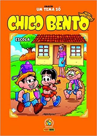 Chico Bento: escola