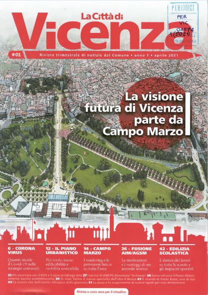 La città di Vicenza