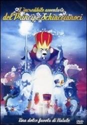 L' incredibile avventura del Principe Schiaccianoci [DVD]