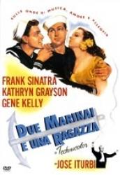 Due marinai e una ragazza [DVD]