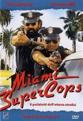 Miami Supercops [DVD]
