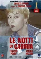 Le notti di Cabiria [DVD]